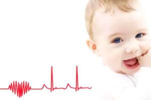 у ребенка болезнь сердца