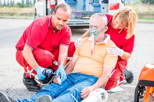 Оказание скорой помощи при сердечной недостаточности