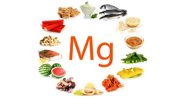 Магний в продуктах
