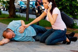 Оказание первой помощи при сердечной недостаточности
