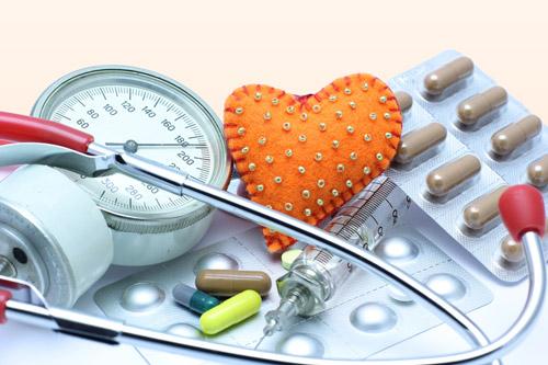 Препараты при сердечно сосудистой недостаточности