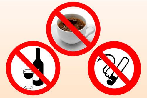 Вред от употребления алкоголя и табака