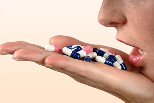 Передозировка препаратов