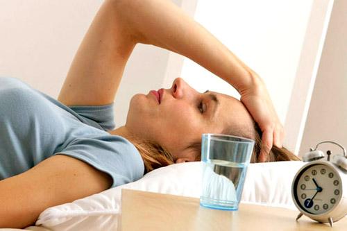 Болит голова и хроническая усталость