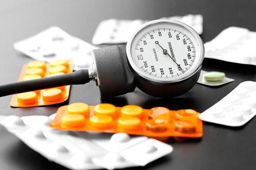 Препараты от артериального давления