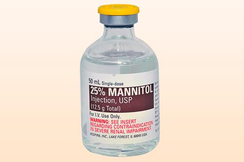Препарат раствор Маннит