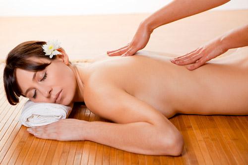 Поглаживания при массаже