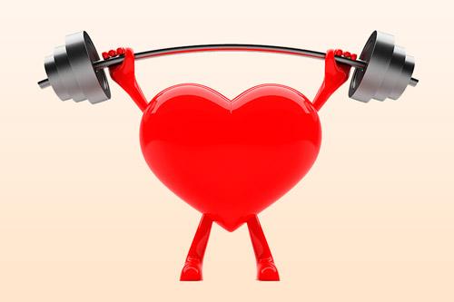 Физические нагрузки на сердце