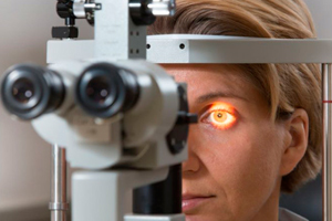 Исследования глазного дна