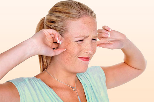 Гул в ушах у женщин