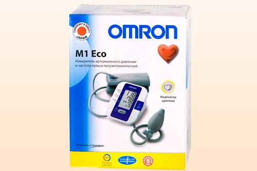 Тонометр производства Omron