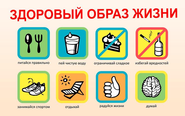 Здоровый образ жизни для подростков