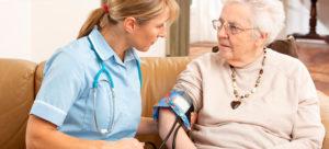 Артериальное давление в 90 лет