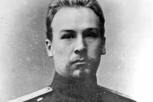 Советский ученый Г.Ф. Ланг