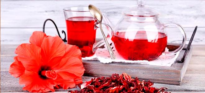 Чай каркаде и артериальное давление