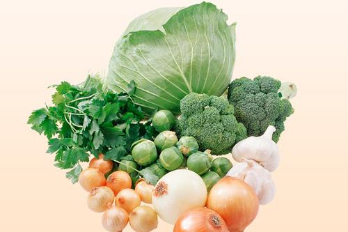 Овощная группа