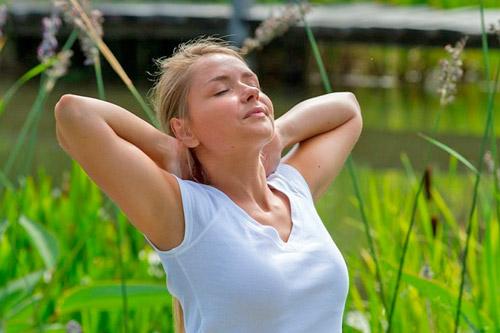 Упражнения правильного дыхания