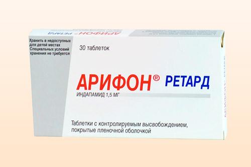 Препарат Арифон Ретард