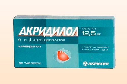 Препарат Акридидол