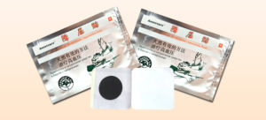 Китайский пластырь от гипертонии