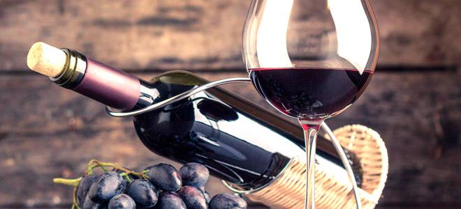 Как влияет красное вино на артериальные показатели