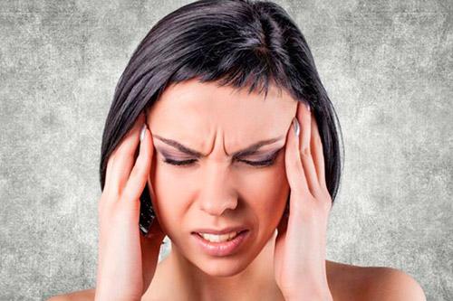 Мигреневые боли