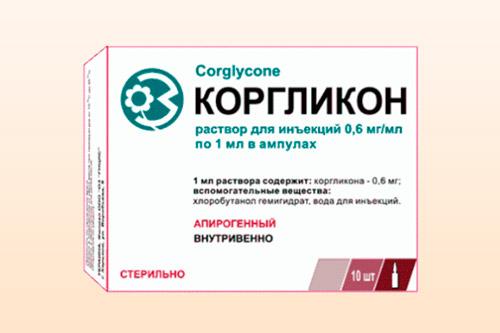 Препарат Коргликон