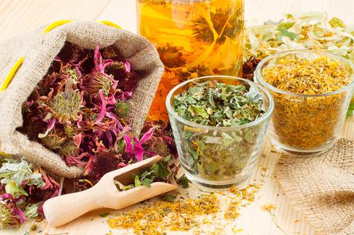 Травы для лечения гипертонии