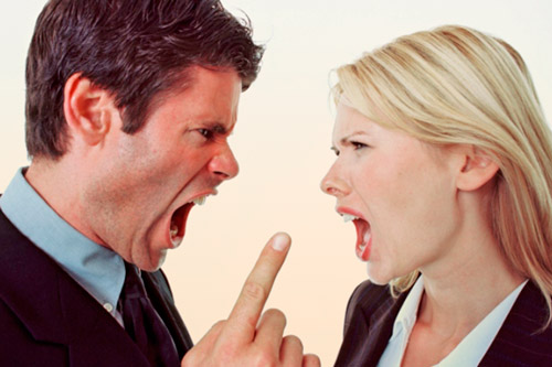 Конфликтные ситуации в семье