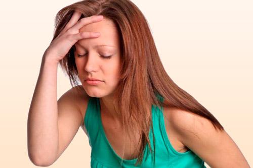 Слабость, головная боль