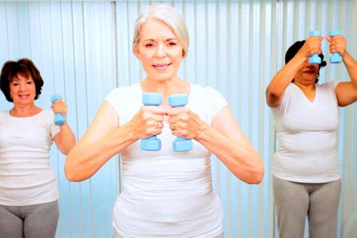 Физкультура при повышенном давлении