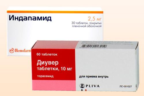 Диуретические препараты