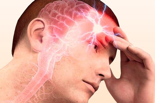 Ишемия мозговых тканей