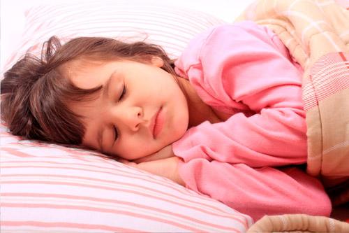 Ребенку нужно достаточно спать