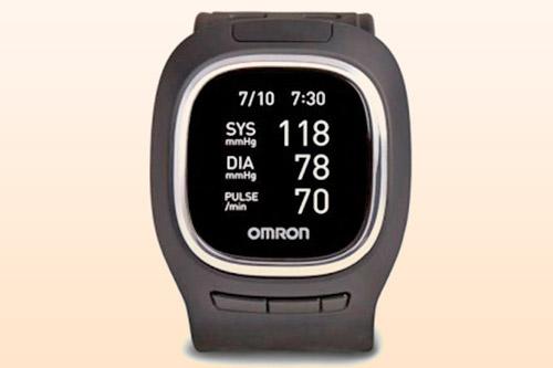 Часы Омрон для измерения артериального давления