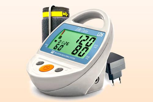Автоматический тонометр для измерения давления