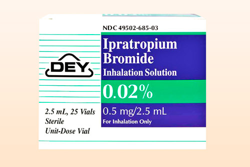 Препарат Ипратропиум Бромид