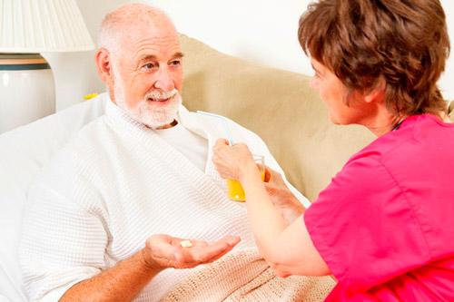 Лекарства для пожилого мужчины