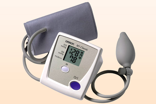 Прибор для измерения артериального давления полуавтоматического типа