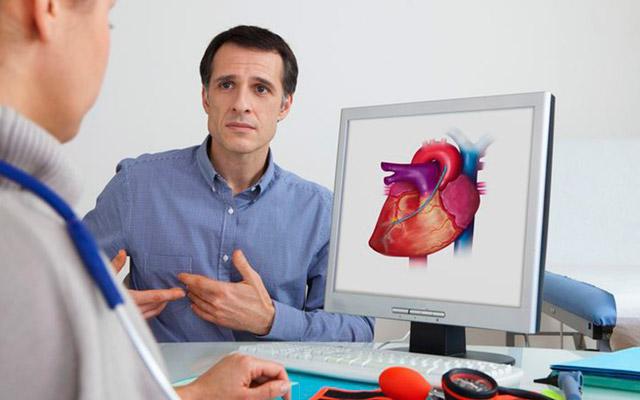 Причины учащения сердцебиения после еды