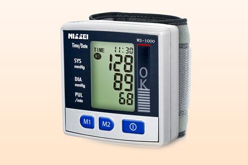 Полуавтоматический тонометр NISSEIWS-1000