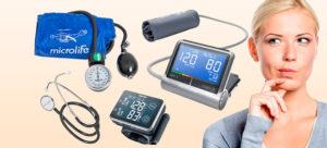 Как правильно выбирать прибор для измерения давления