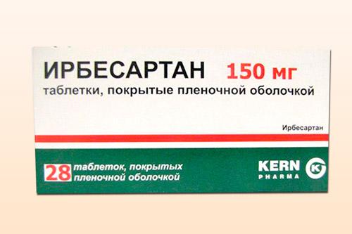 Препарат Ирбесартан