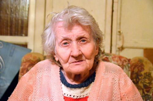 Пациентка Мария Ешкина