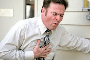 Боли в сердце после ангины