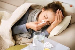 Простуда снижает иммунитет