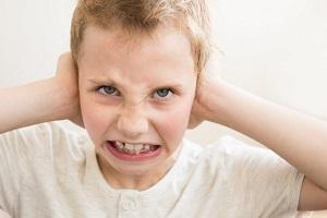 Психоэмоциональное напряжение ребенка