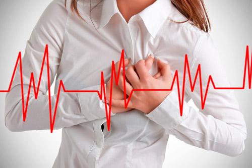 Боли в сердце: характер и происхождение