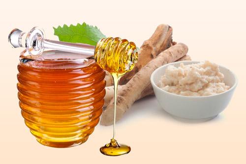 Хрен и мед
