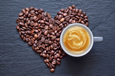 Чашка с кофе